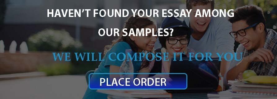 Your essay not here? We will compose it for you